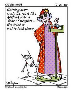 Maxine cartoons | Chuck's Fun Page 2: Maxine cartoons