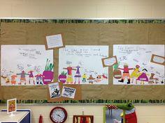 Kindergarten retell