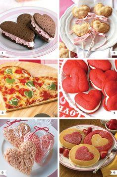 Valentine's recipes by kristie