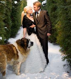 #winter #wedding