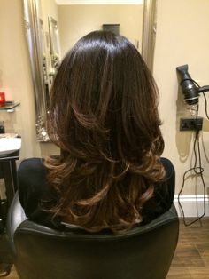 the big curly blowdry on pinterest