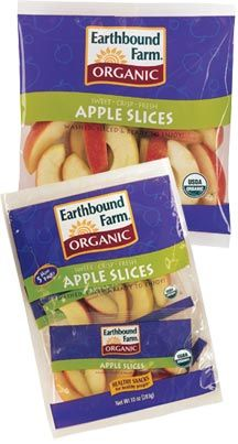 New Earthbound Farm Organic Coupon: Apples