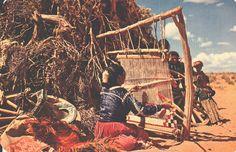 US - Navajo Weaver by quiet_place, via Flickr