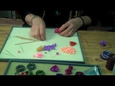 PART TWO: Cubic Right-Angle Weave with Carol Huber