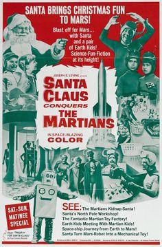 Santa Claus Conquers The Martians (1964)