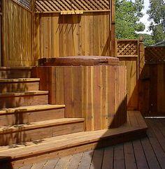 deck / steps