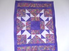 Star Pram quilt pattern and tutorial from Ludlow Quilt and Sew