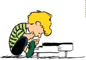 """Shroeder from """"Peanuts""""/""""Charlie Brown"""""""