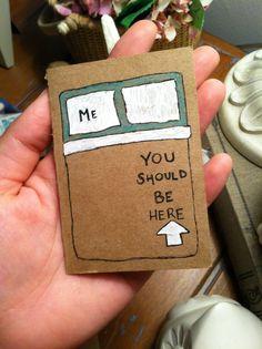 handmad card, card idea, handmade cards love, carepackage, handmade love cards, hand drawn card, tehe
