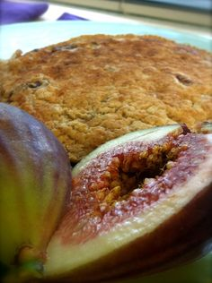 Heart Healthy Fig, Banana & Pecan Pancakes