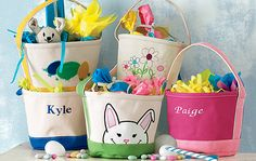 Reusable Easter Baskets