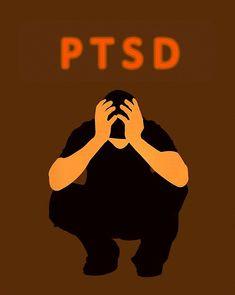 black dog, emot trauma, disord ptsd, ptsd awar, stress disord