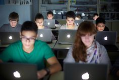 The Case for Banning Laptops in the Classroom : The New Yorker