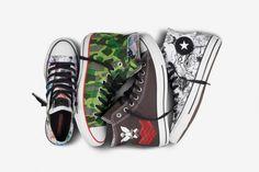 Gorillaz x Converse Chuck Taylor Collection