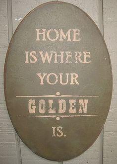 golden home♥