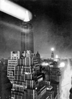 Empire State Opening | May 1st, 1931 | Retronaut