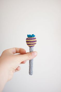 Crochet Crinkle Flower Baby Toy First Grasping and by domatoma, €10.00 babi toy, concept open, open board, baby toys, origin concept, nice thing, flower babi, european kid, crinkl flower