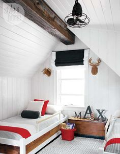 Boys' bedroom - Style At Home