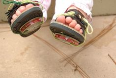 Turn Any Shoes Into Tap Shoes
