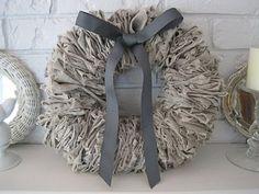 A Linen Wreath