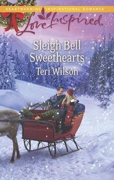 inspir book, sleigh bell, book worth, book written, bells, inspir romanc, teri wilson, bell sweetheart, christma