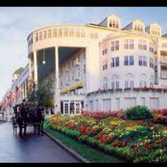 Macinac Island Grand Hotel