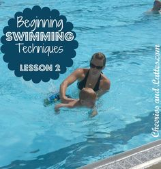 Teach Your Child to Swim-Summer Series - Cheerios and Lattes