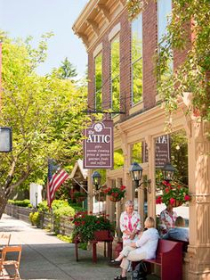 The Attic in Madison, Indiana
