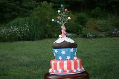 Cakes by Jyl: Fourth of July Cake