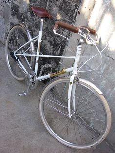 Soma Buena Vista mixte- backwards brakes