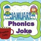 I love Phonics Jokes so much, I want you to try it for FREE!  These short videos are great for building better readers and the kids LOVE them!  WAY MORE FUN THAN ANOTHER WORKSHEET!!!  Other phonics jokes available for purchase - Snowman Jokes, Penguin Jokes, Valentine's Day Jokes, Groundhog's Day Jokes, President's Day Jokes and more!  Follow me on TpT for a FREE joke each month!