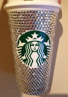 Custom Starbucks Coffee Cup on Etsy, $25.00