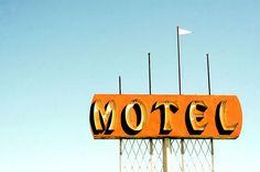 motel in orange