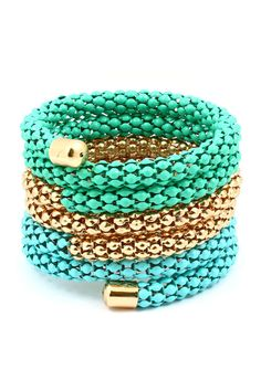 gorgeous colors #accessories #style #moda #mode