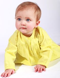 OUR FUTURE FACES NYC - NINA LUBARDA BABY GIRL POPPY & HER MOM BOOKED PAMPERS CAMPAIGN
