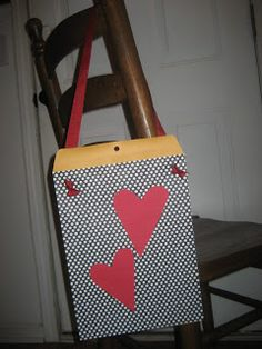 DIY Valentine's Day Card Holder