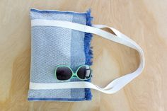 DIY: placemat bags