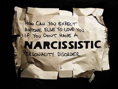 narcissism and loving yourself
