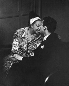 Josephine Baker and co || #bwwm #wmbw