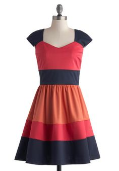 San Francisco Sorbet Dress: Sewaholic Cambie would be perfect