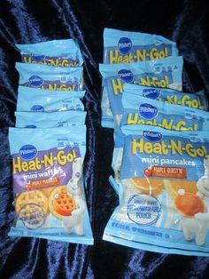 Pillsbury Heat-N-Go Breakfast + Walmart  Gift Card Giveaway