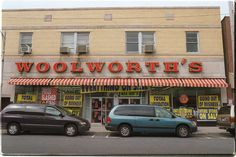 Woolworth's in Lynbrook closed on Sept. 15, 1997