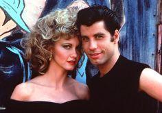 Grease (1978) Olivia Newton-John, John Travolta