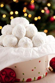 Snowball Cookies | Food & Beverage: Cooking - P...