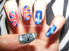 Australia - Nail Art Gallery by NAILS Magazine