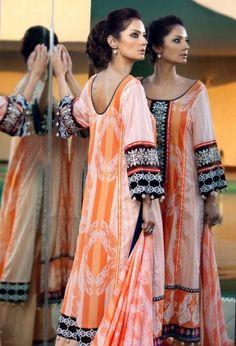 Designer Salwar Kameez Patterns