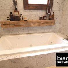 badezimmer on pinterest bathroom tubs and shelves. Black Bedroom Furniture Sets. Home Design Ideas