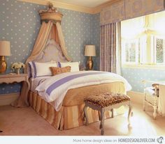 fifteen Pretty Bedrooms with Leopard Accents interior design ideas