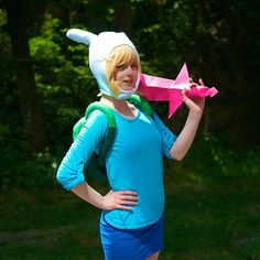 Adventure Time Fionna Costume