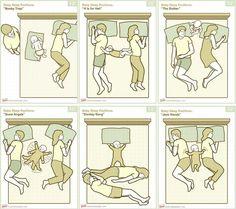 Six Threesome Positions / via krees